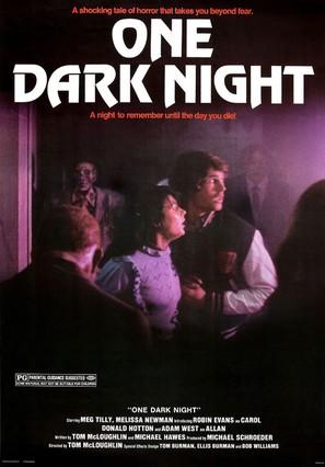 One Dark Night - Movie Poster (thumbnail)