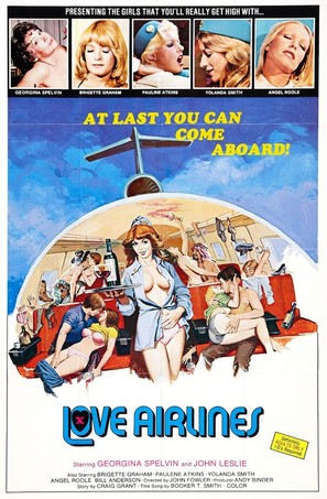 Love Airlines - Movie Poster (thumbnail)