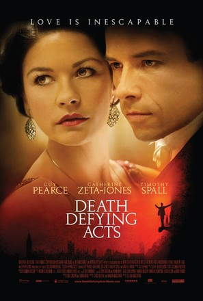Death Defying Acts - Theatrical movie poster (thumbnail)