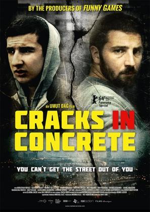 Risse im Beton - Austrian Movie Poster (thumbnail)
