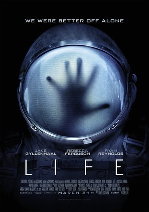 Life - Theatrical movie poster (thumbnail)