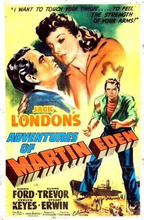 The Adventures of Martin Eden - Movie Poster (thumbnail)
