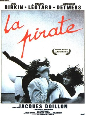 La pirate - French Movie Poster (thumbnail)