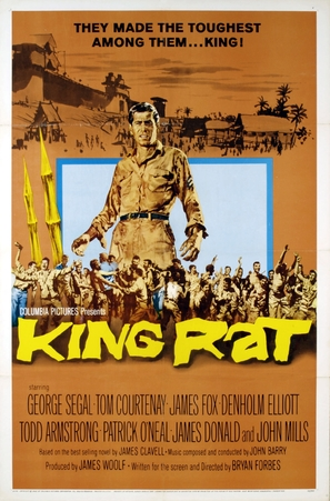 King Rat - Movie Poster (thumbnail)