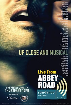 """Live from Abbey Road"" - Movie Poster (thumbnail)"