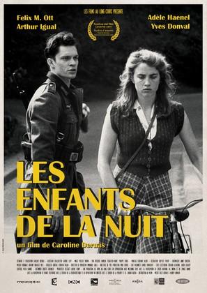 Les enfants de la nuit - French Movie Poster (thumbnail)