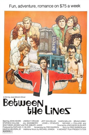 Between the Lines - Movie Poster (thumbnail)