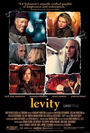 Levity - Movie Poster (thumbnail)
