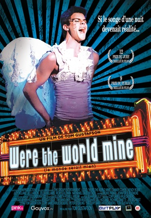 Were the World Mine - French Movie Poster (thumbnail)