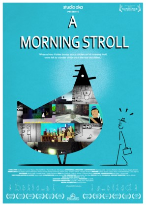 A Morning Stroll - British Movie Poster (thumbnail)