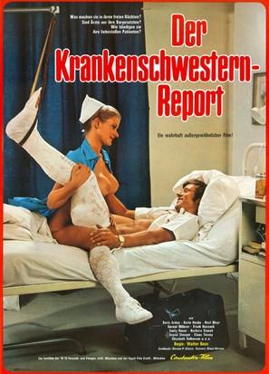 Krankenschwestern-Report - German Movie Poster (thumbnail)