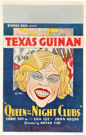 Queen of the Night Clubs - Movie Poster (thumbnail)