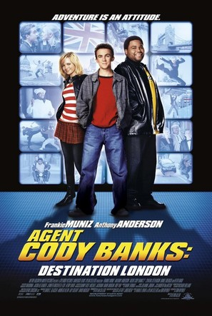 Agent Cody Banks 2 - Movie Poster (thumbnail)