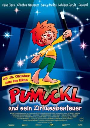 Pumuckl und sein Zirkusabenteuer - German Movie Poster (thumbnail)