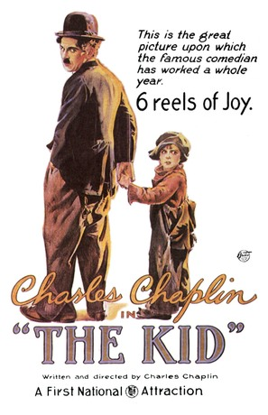 The Kid - Movie Poster (thumbnail)