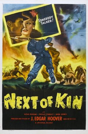 The Next of Kin - Movie Poster (thumbnail)