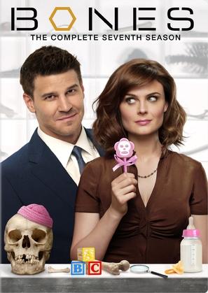"""Bones"" - DVD movie cover (thumbnail)"