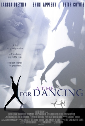A Time for Dancing - Movie Poster (thumbnail)