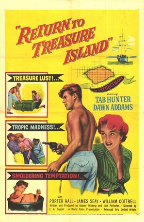 Return to Treasure Island - Movie Poster (thumbnail)