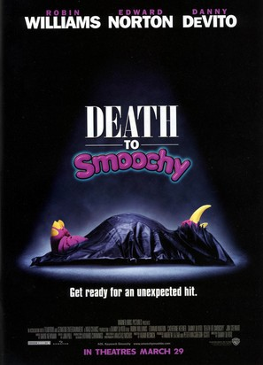 Death to Smoochy - Movie Poster (thumbnail)