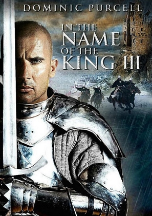 In the Name of the King 3: The Last Mission - DVD movie cover (thumbnail)