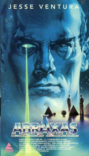 Abraxas, Guardian of the Universe - VHS movie cover (thumbnail)