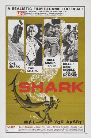 Shark! - Movie Poster (thumbnail)