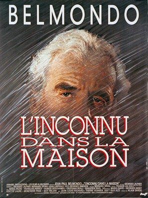 Inconnu dans la maison, L' - French Movie Poster (thumbnail)