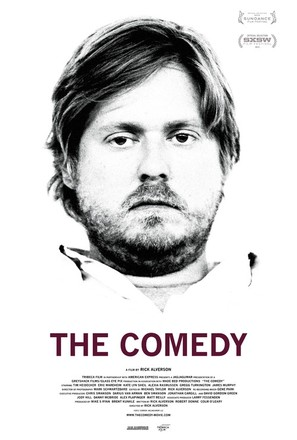 The Comedy - Movie Poster (thumbnail)