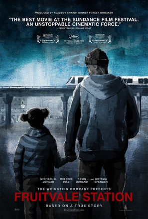 Fruitvale Station - Movie Poster (thumbnail)