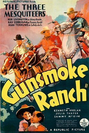 Gunsmoke Ranch - Movie Poster (thumbnail)