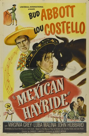 Mexican Hayride - Movie Poster (thumbnail)
