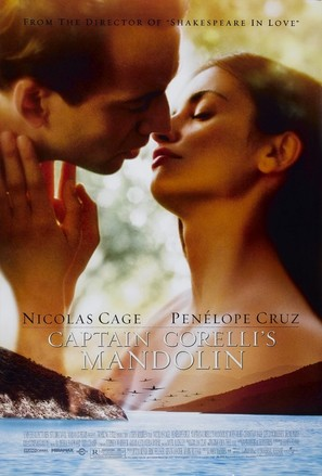 Captain Corelli's Mandolin - Movie Poster (thumbnail)
