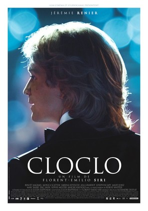 Cloclo - French Movie Poster (thumbnail)