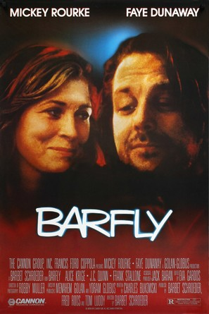 Barfly - Movie Poster (thumbnail)
