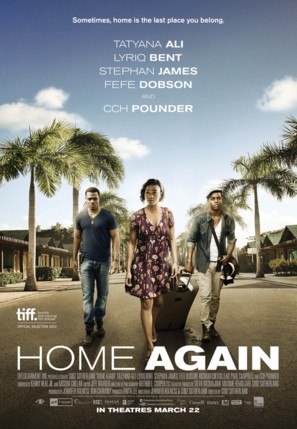 Home Again - Canadian Movie Poster (thumbnail)