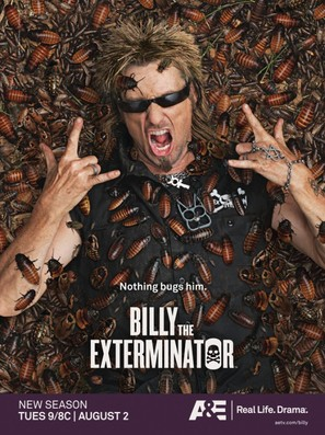 """""""Billy the Exterminator"""" - Movie Poster (thumbnail)"""