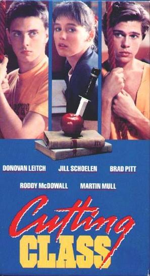 Cutting Class - VHS movie cover (thumbnail)