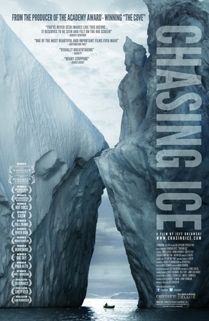 Chasing Ice - Movie Poster (thumbnail)
