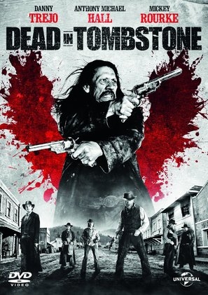 Dead in Tombstone - DVD cover (thumbnail)