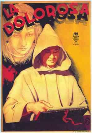 La dolorosa - Spanish Movie Poster (thumbnail)