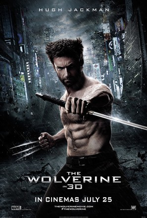 The Wolverine - Movie Poster (thumbnail)
