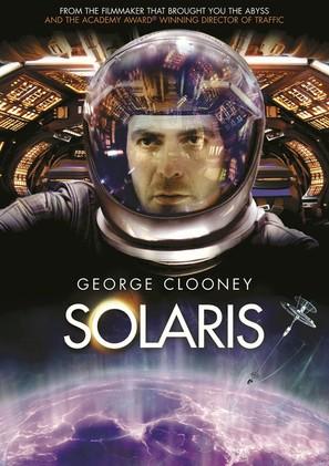 Solaris - DVD movie cover (thumbnail)