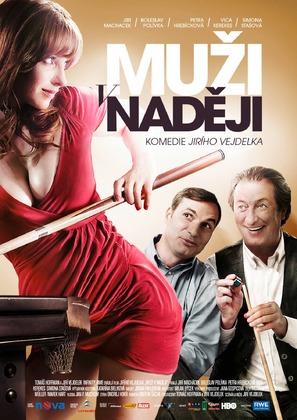 Muzi v nadeji - Czech Movie Poster (thumbnail)