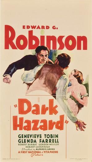 Dark Hazard - Movie Poster (thumbnail)