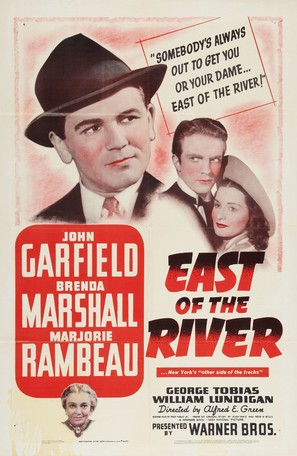 East of the River - Movie Poster (thumbnail)