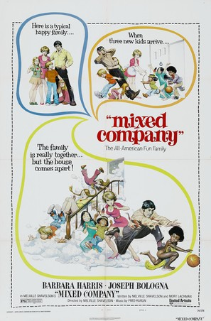 Mixed Company - Movie Poster (thumbnail)