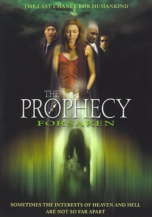 The Prophecy: Forsaken - Movie Cover (thumbnail)
