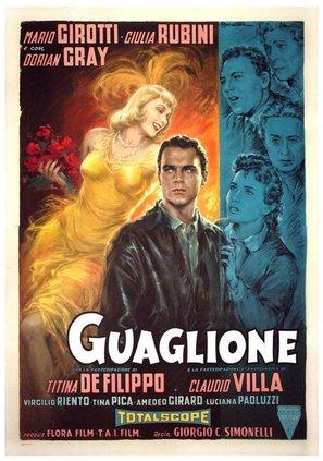 Guaglione - Italian Movie Poster (thumbnail)