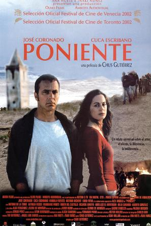 Poniente - Spanish Movie Poster (thumbnail)